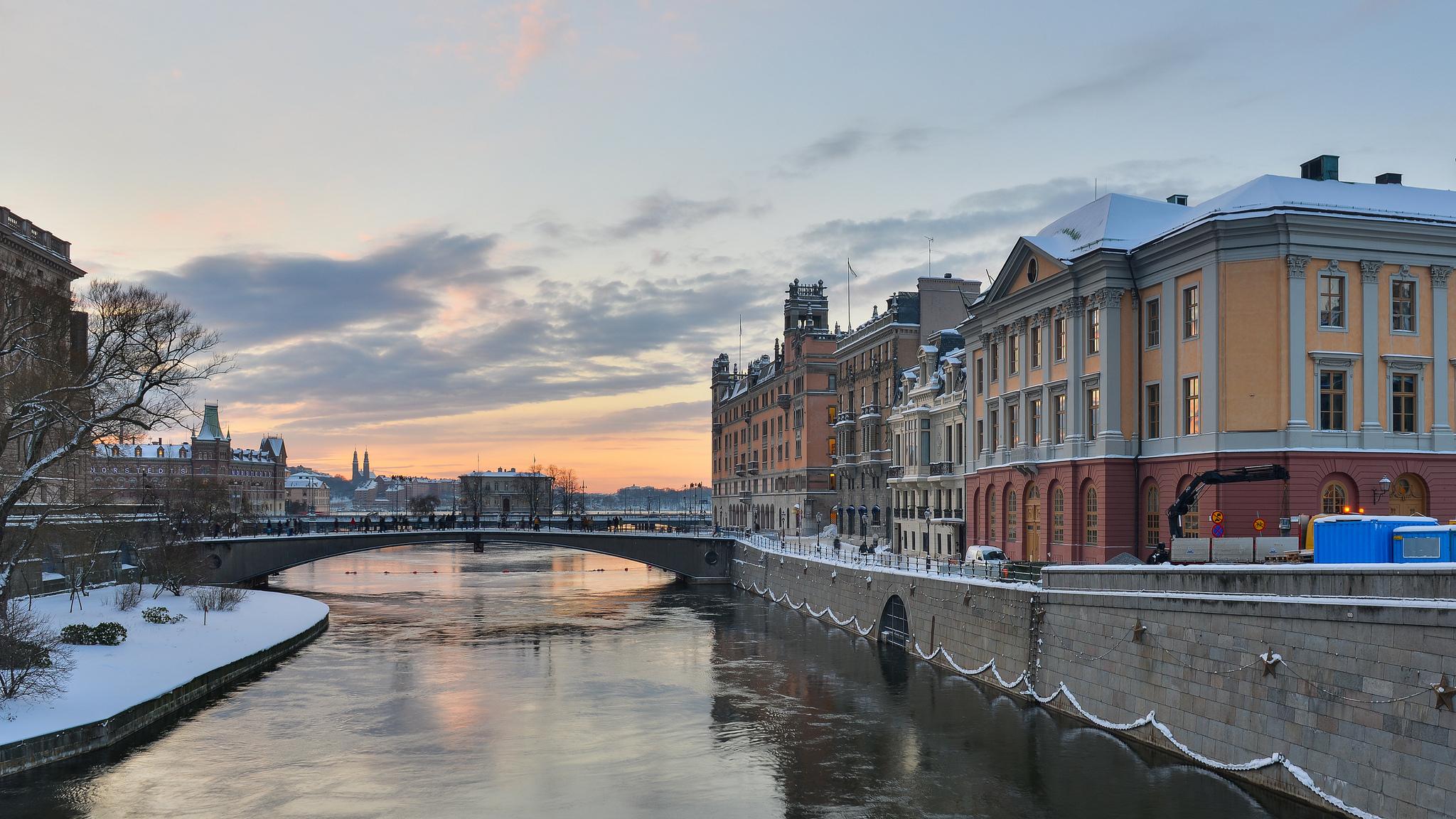 Spa Stockholm City