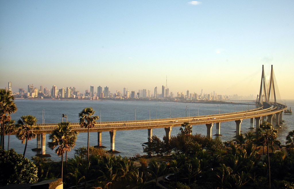 Bandra Worli Sea Link|Woodysworldtv / Flickr