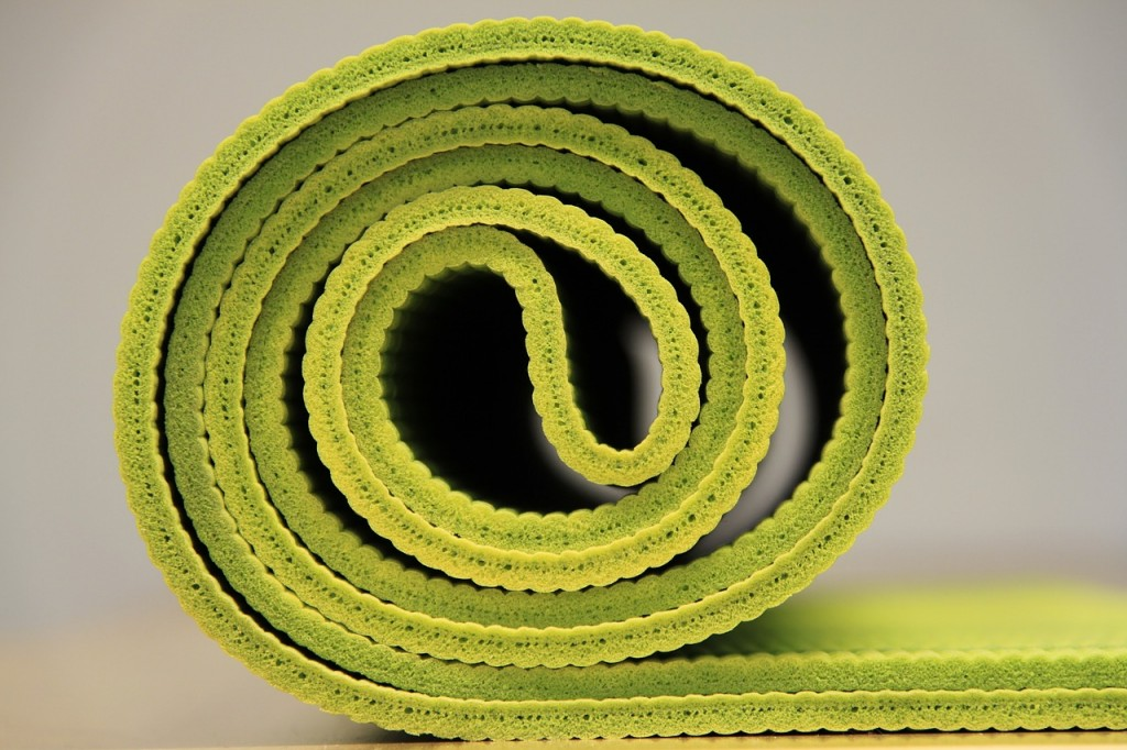 Yoga Mat | © Pixabay