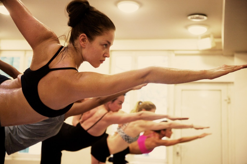 Yoga Bikram Paris │ Courtesy of Yoga Bikram Paris