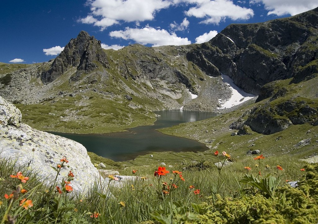 One of the Seven Rila Lakes | © Красимира Дечева - kdecheva/WikiCommons