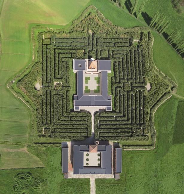 Masone Labyrinth   © Fondazione Franco Maria Ricci