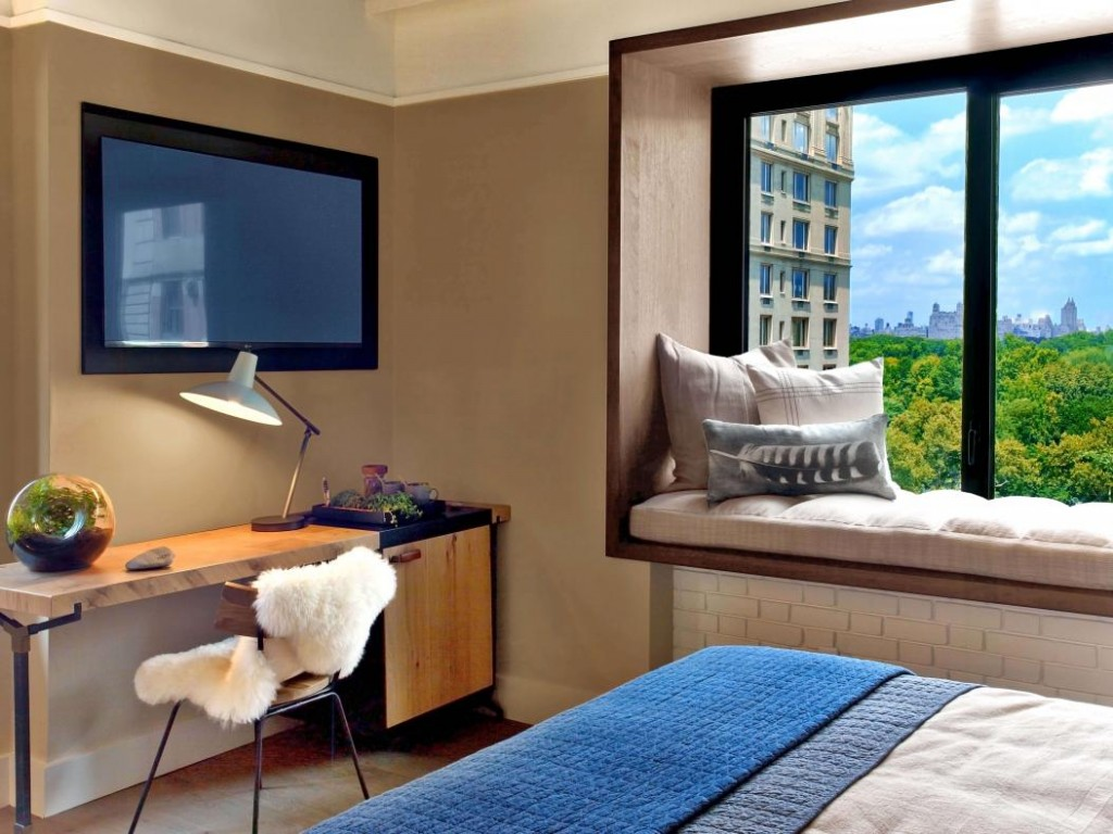 Park King Suite | Courtesy of 1 Hotels