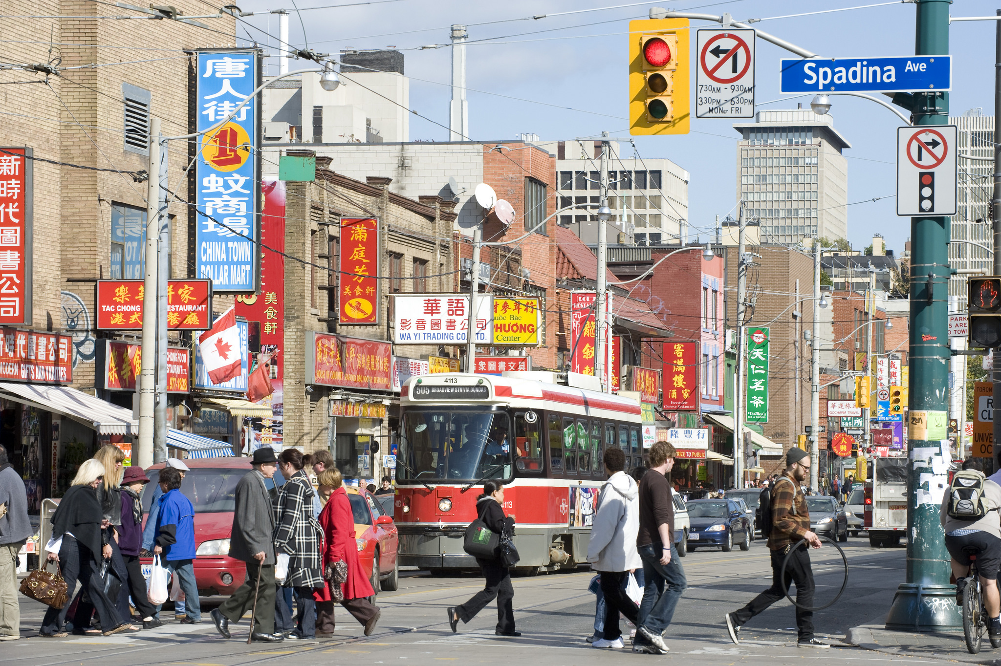 Chinatown, Toronto | © The City of Toronto / Flickr