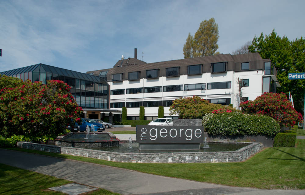 The George Hotel | © Jocelyn Kinghorn/Flickr