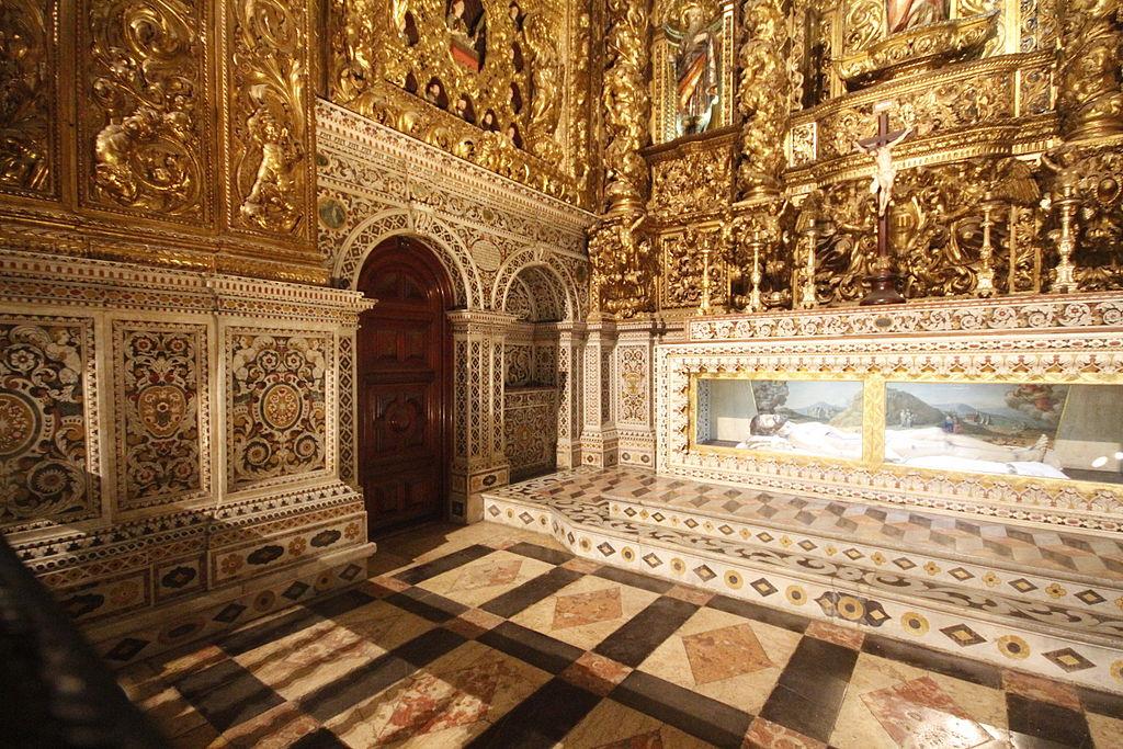 Igreja de São Roque © José Luiz / Wikimedia Commons