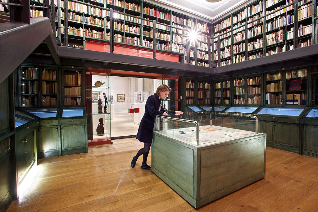 Keiller Library At Scottish National Gallery Of Modern Art | © WikiCommons