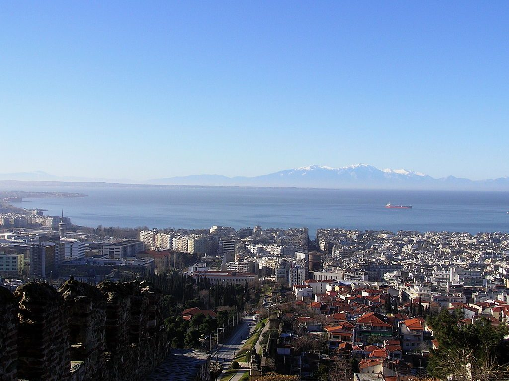 Why Thessaloniki Greece Is Known As The City Of Ghosts
