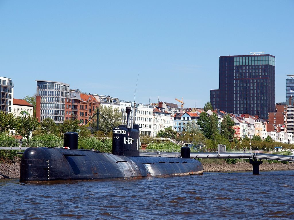 U-Boot U-434 | © Florian Adler / Wikimedia Commons