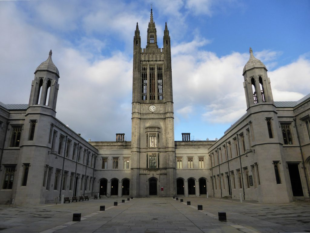 Marischal College | © John Lord/Flickr