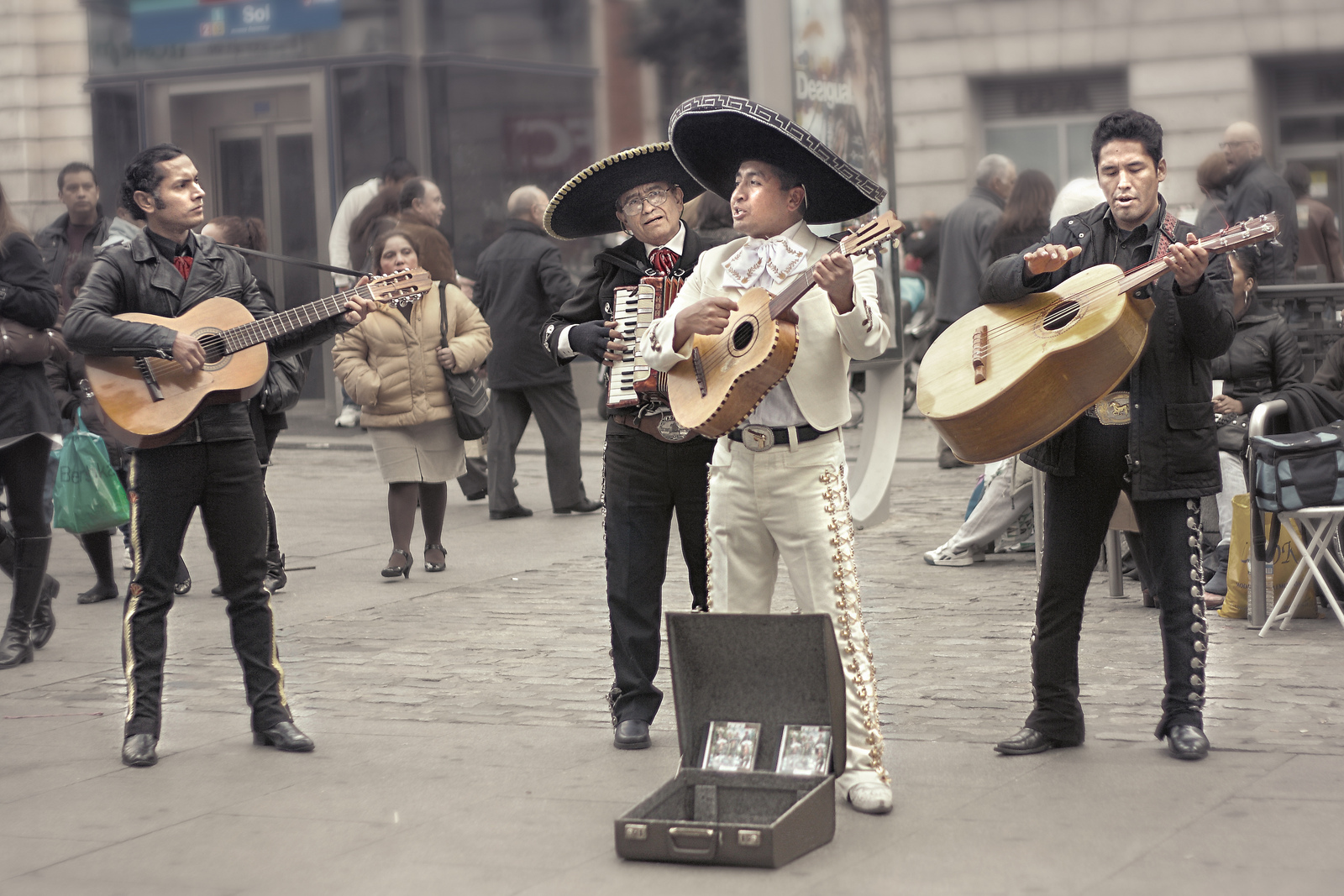 Mariachi   © Juanedc.com/Flickr