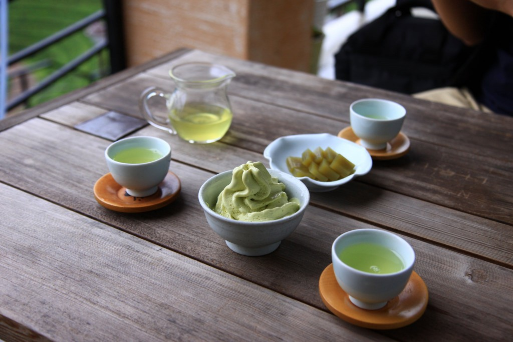 Green tea sweets | © Eungkyu Kang / Flickr