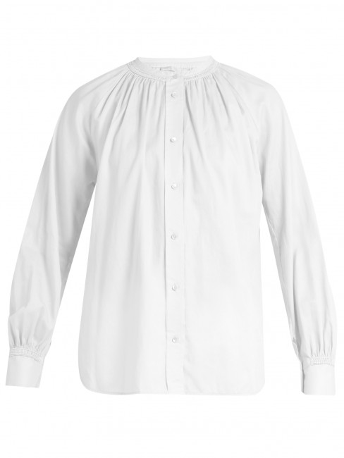 Vince cotton shirt, £300