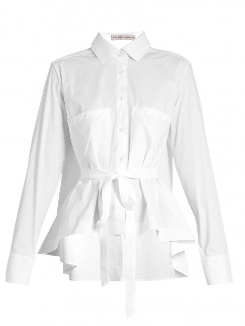 palmer // harding shirt, £325