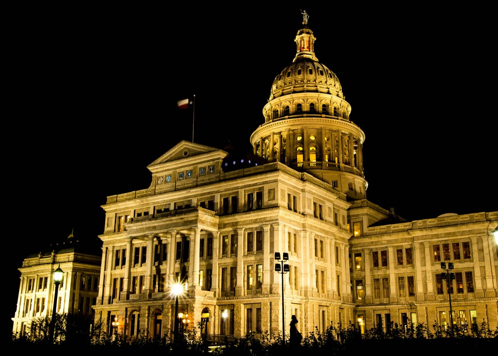Texas State Capitol © nateClicks / Flickr