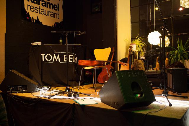 Karamel stage