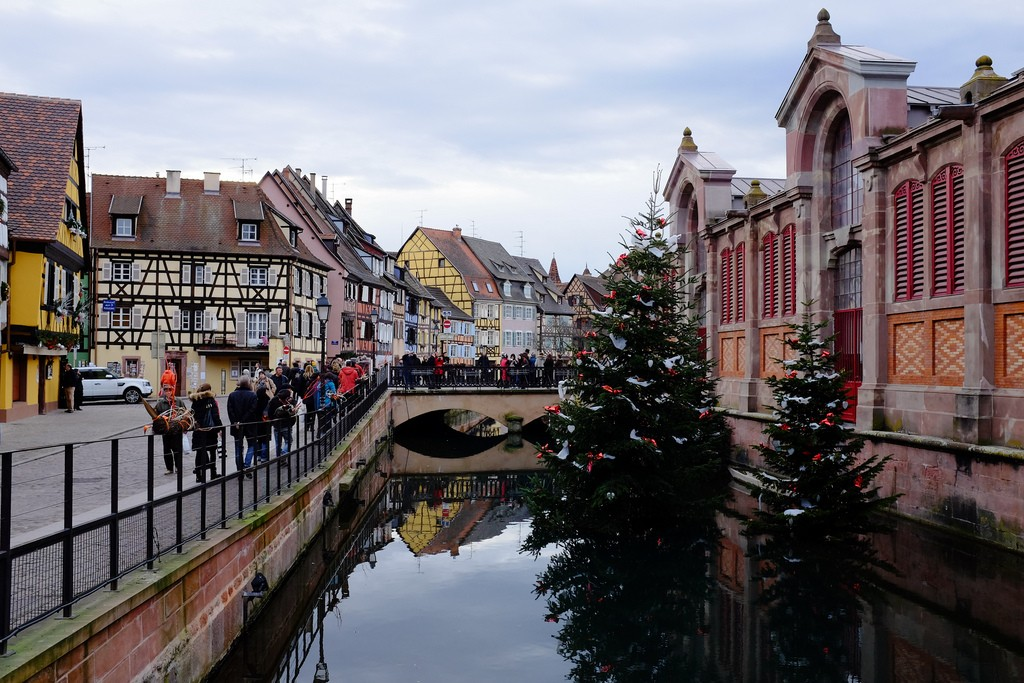 Christmas in Colmar | © Flavio Ensiki / Flickr