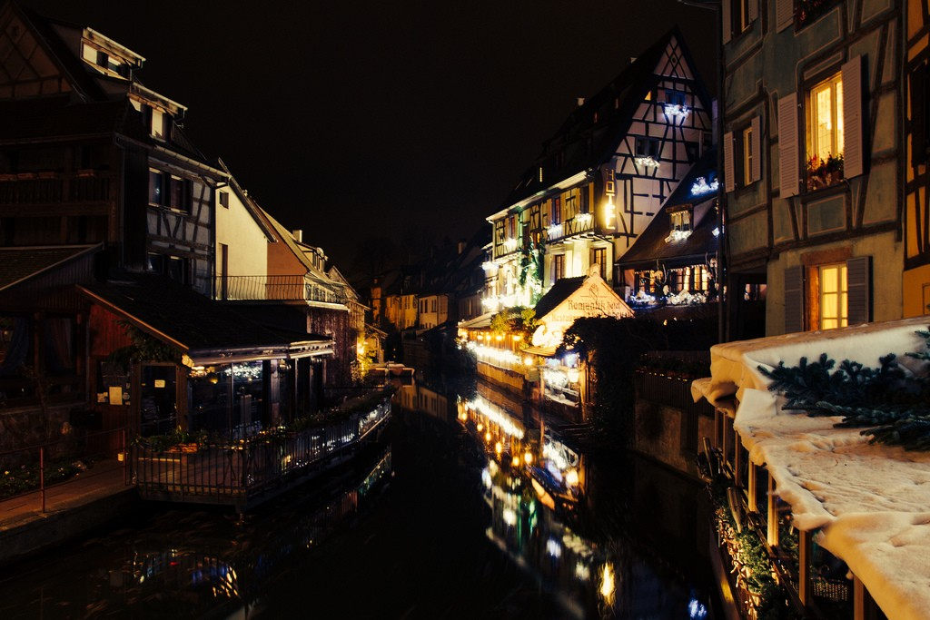 Colmar by Night | © Flavio Ensiki / Flickr