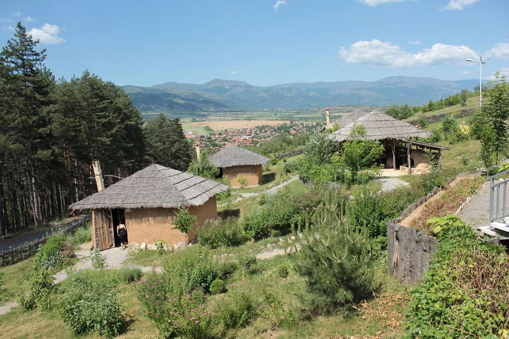 Neolithic houses, Chavdar | © Anton Lefterov/WikiCommons