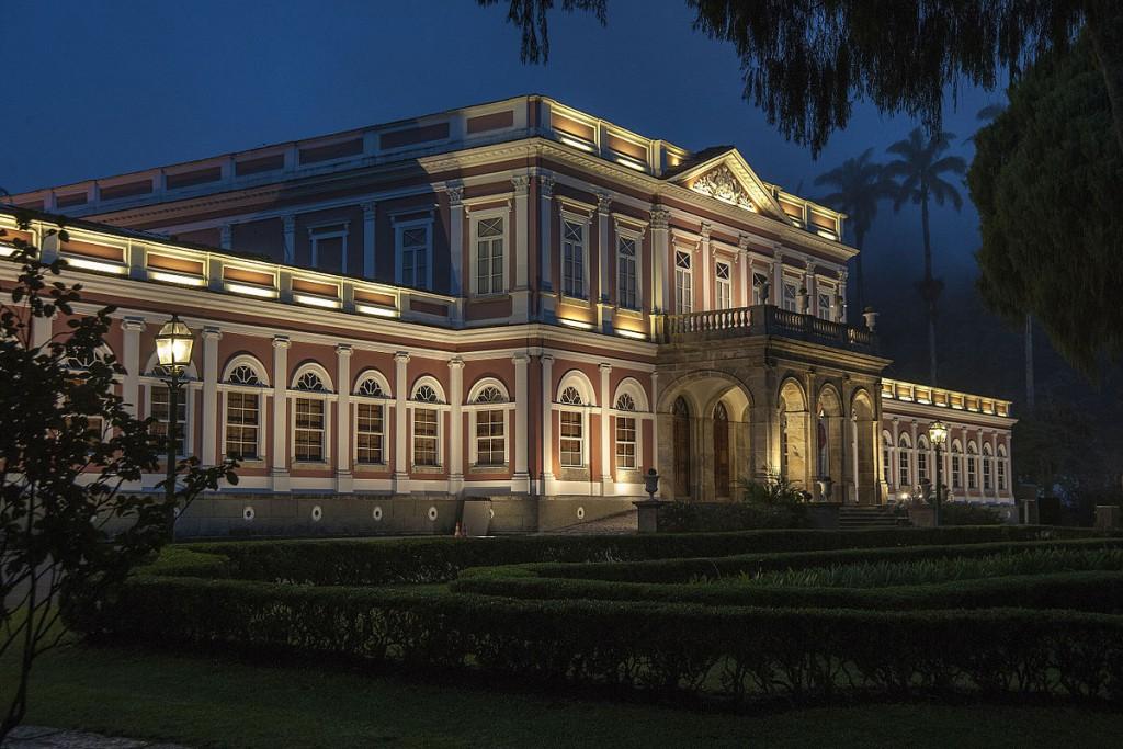 Imperial Palace in Petrópolis / © Oscar Liberal / Wikimedia Commons