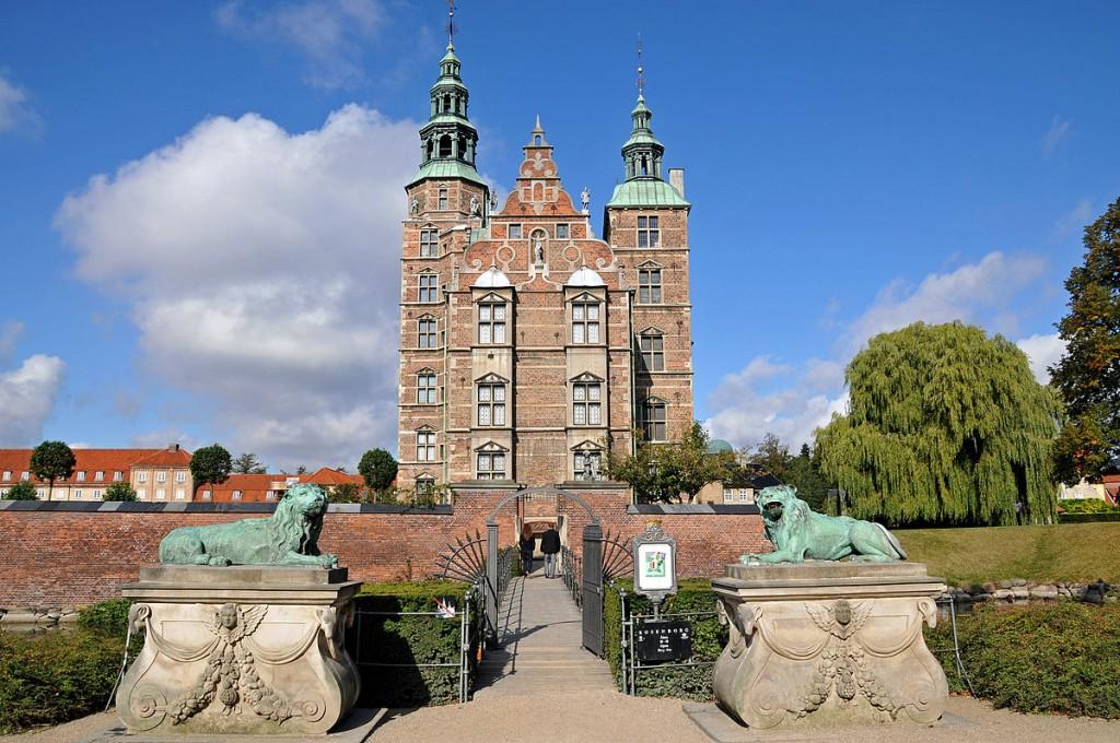 Rosenborg Castle |© Dennis Jarvis / Wikimedia Commons