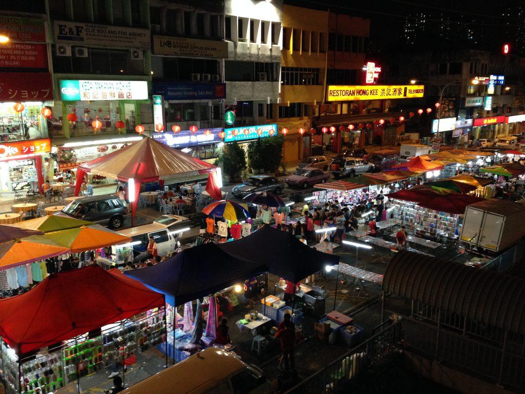 Pasar Malam | © evelynquek / Flickr