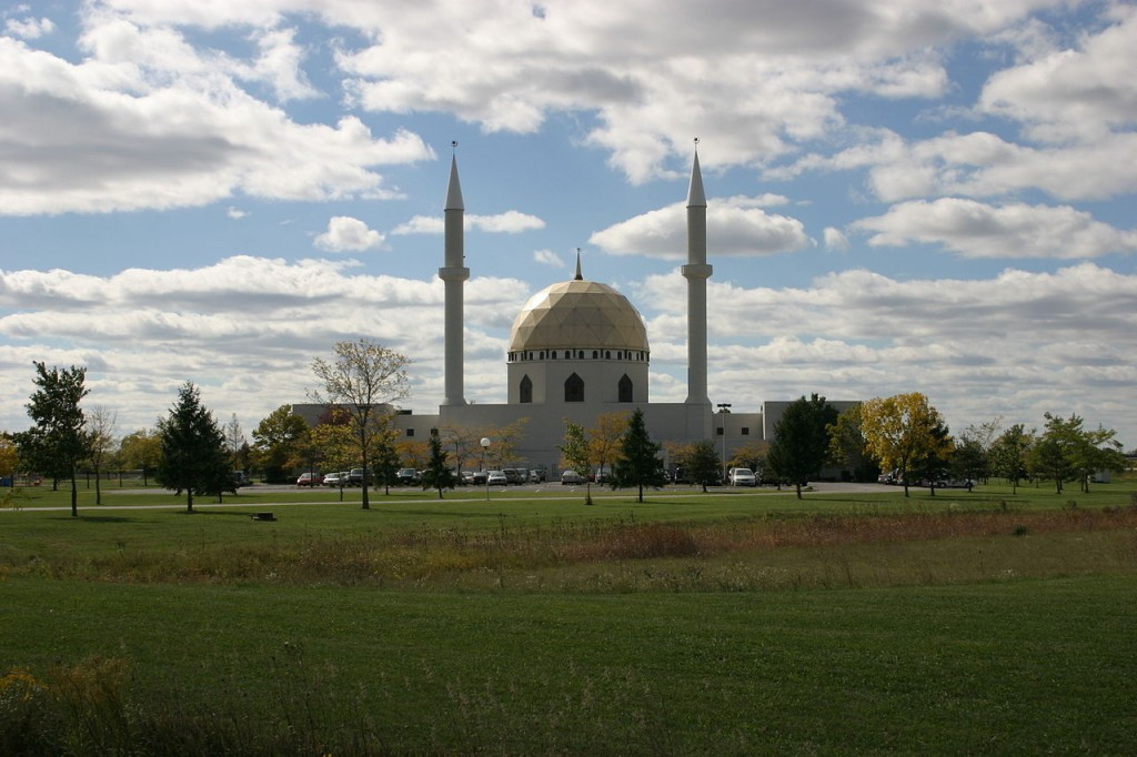 Islamic Society of Greater Toledo – Toledo, Ohio | © Katie Turley/Wikimedia