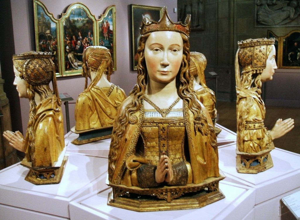 Museo de Arte Sacro, Vitoria Gasteiz | ©Zarateman / Wikimedia Commons