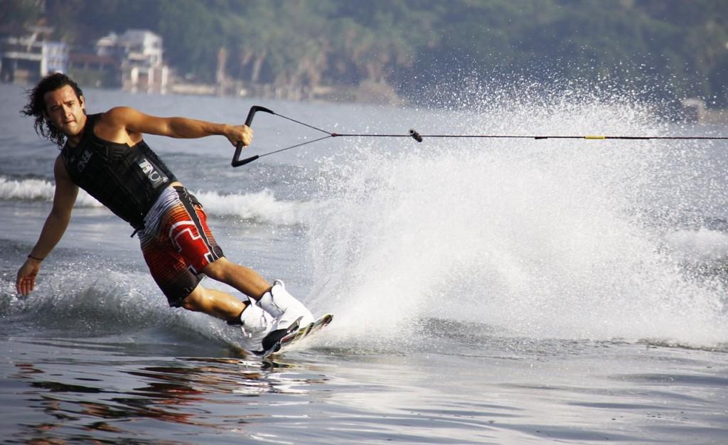 Wakeboarding   © Tequesquitengo
