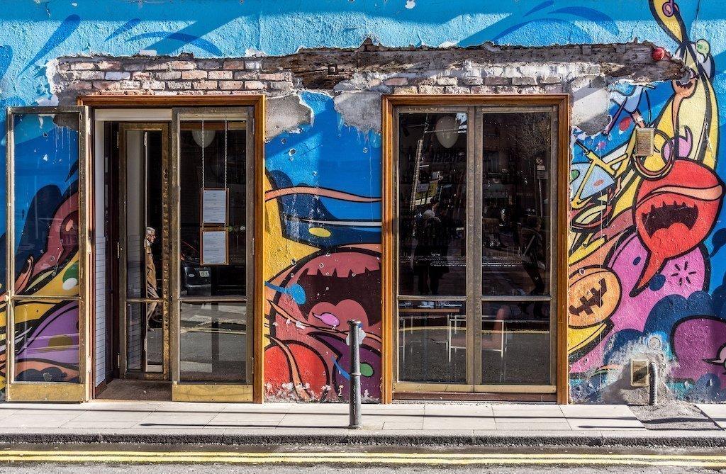 Drury Buildings restaurant and bar | © William Murphy/Flickr
