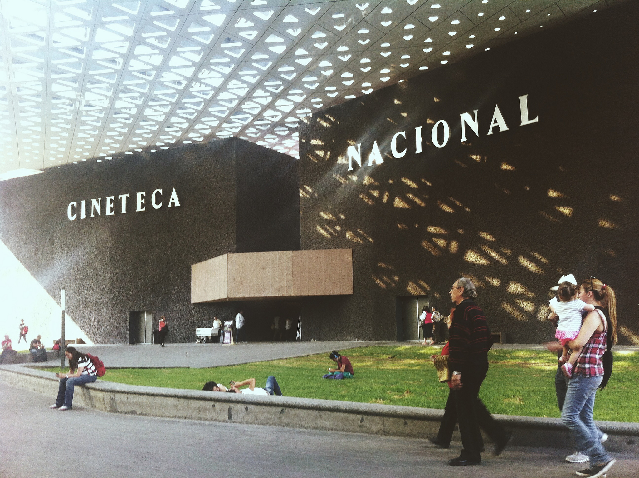Cineteca Nacional | © Fanni Blake/Flickr