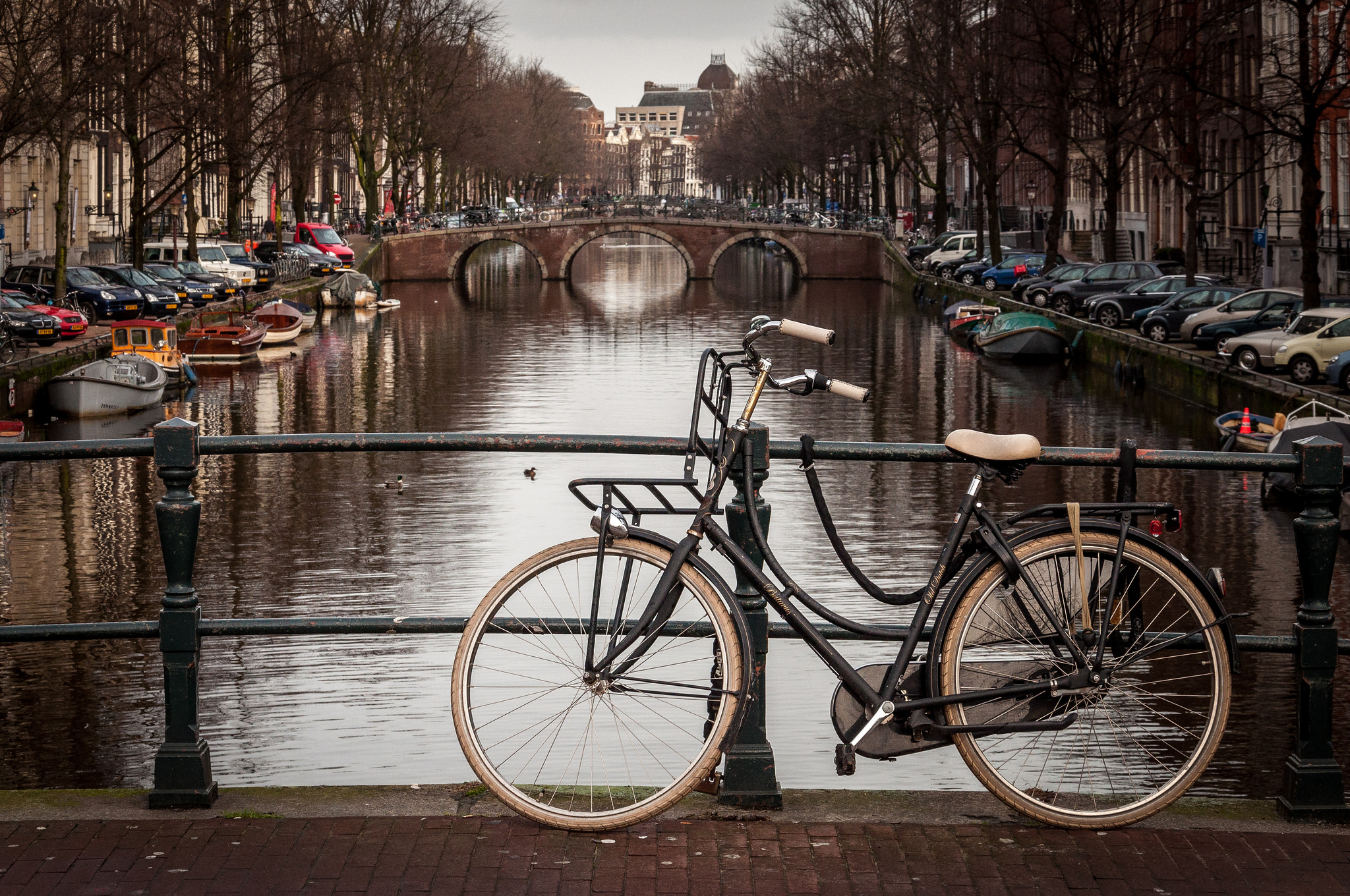 Why is Amsterdam the World's Cycling Capital?