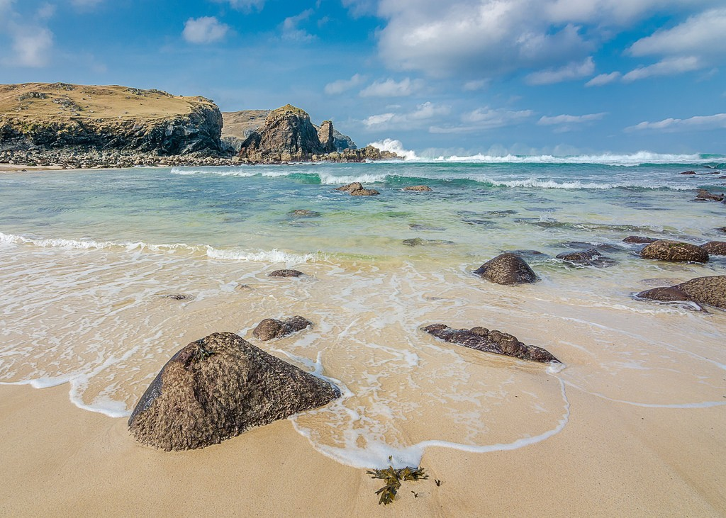 Dalbeg Beach, Lewis | © Chris Combe/Flickr