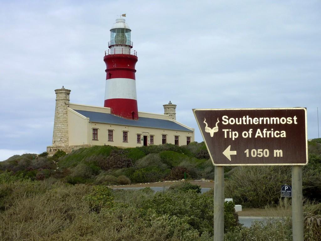 Cape Agulhas © Christopher Griner/Flickr