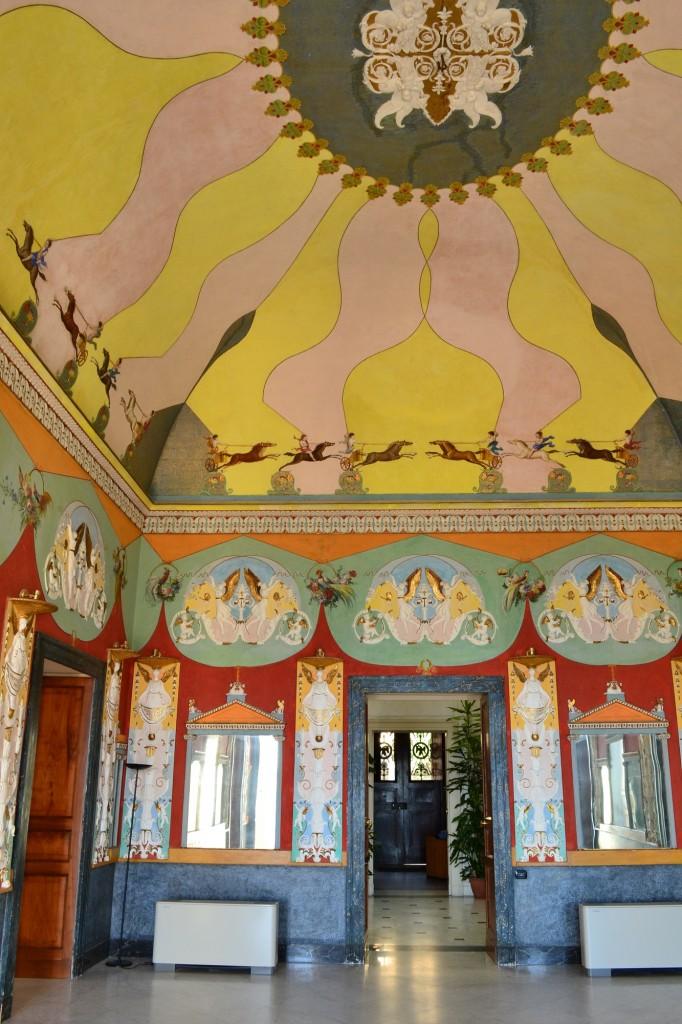 Villa Doria d'Agli | ©