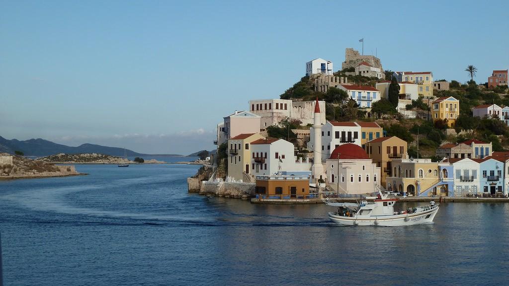 Kastellorizo, Greece | © Kostas Limitsios/Flickr