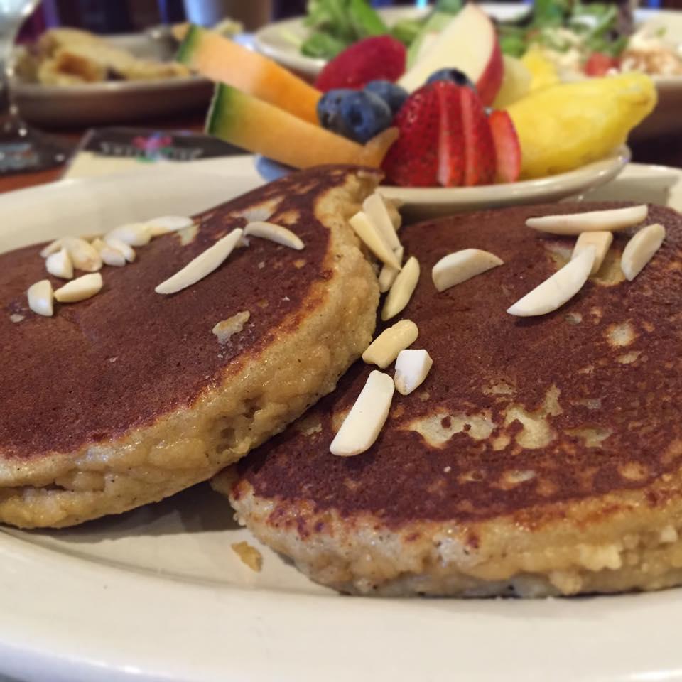 Gluten Free Pancakes, Courtesy of Magnolia Bistro