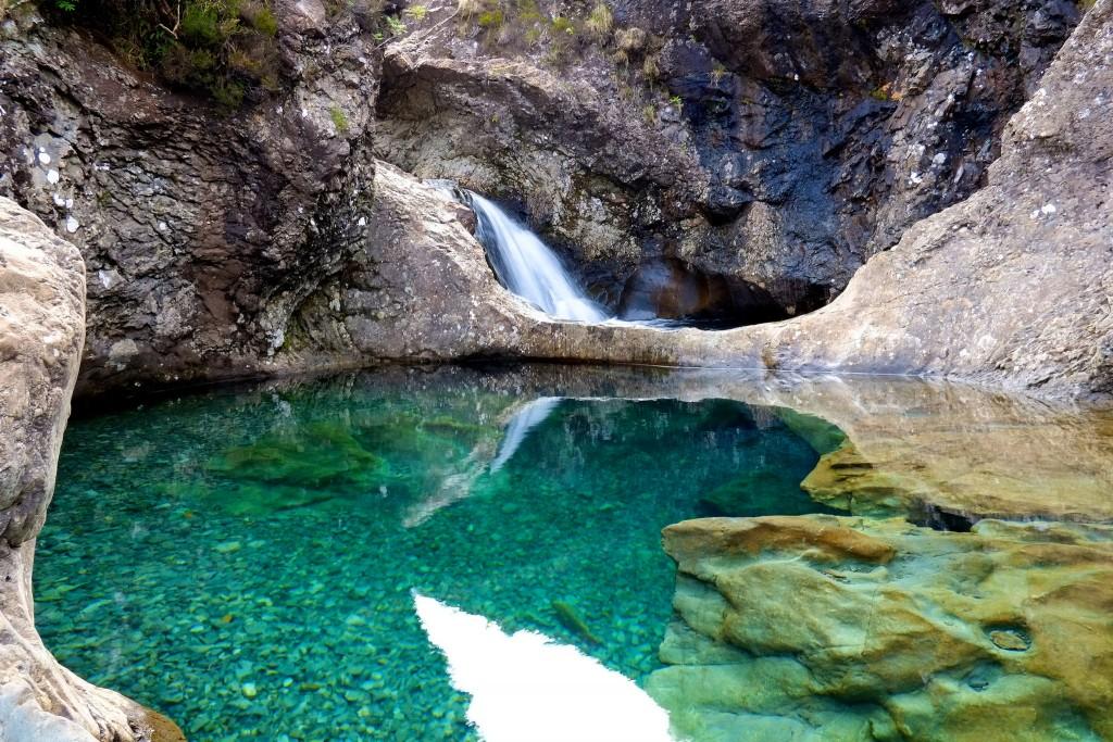 The Fairy Pools, Skye | © Daniel Stockman/Flickr