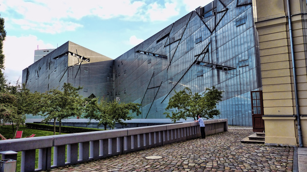 The Jewish Museum, Berlin | © Mariano Mantel/Flickr