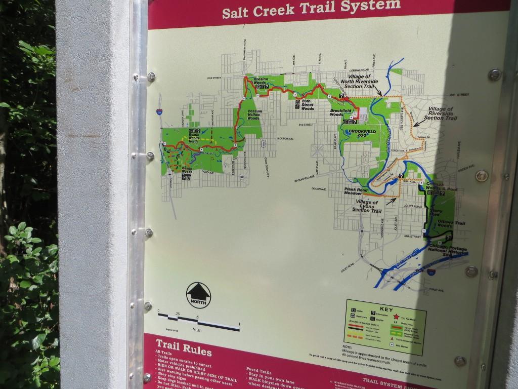 Salt Creek Trail System | © David Wilson/Flickr