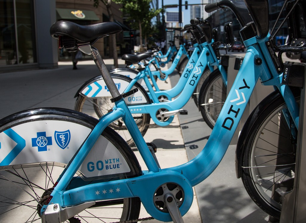 Divvy | © Tony Webster / Flickr