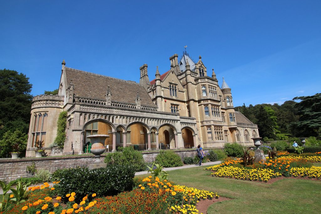 Tyntesfield | © Rémy Gardette | Flickr
