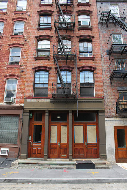 Eli Duke | NYC Apartments | © Flickr