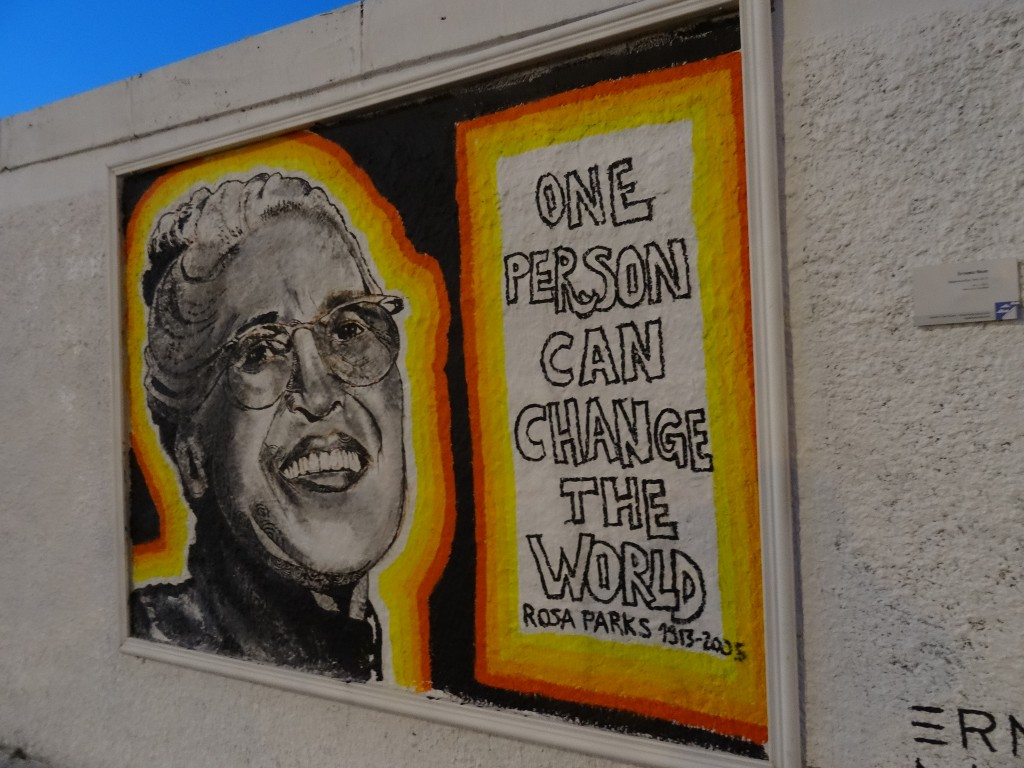 Mural dedicated to the memory of Diego Becerras | © Jeanne Menjoulet/Flickr