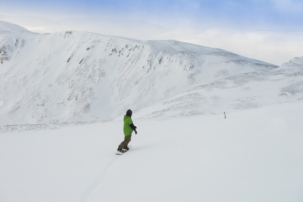 Glenshee | © Cairngorms National Park ( Angus Findlay/CNPA)/Flickr