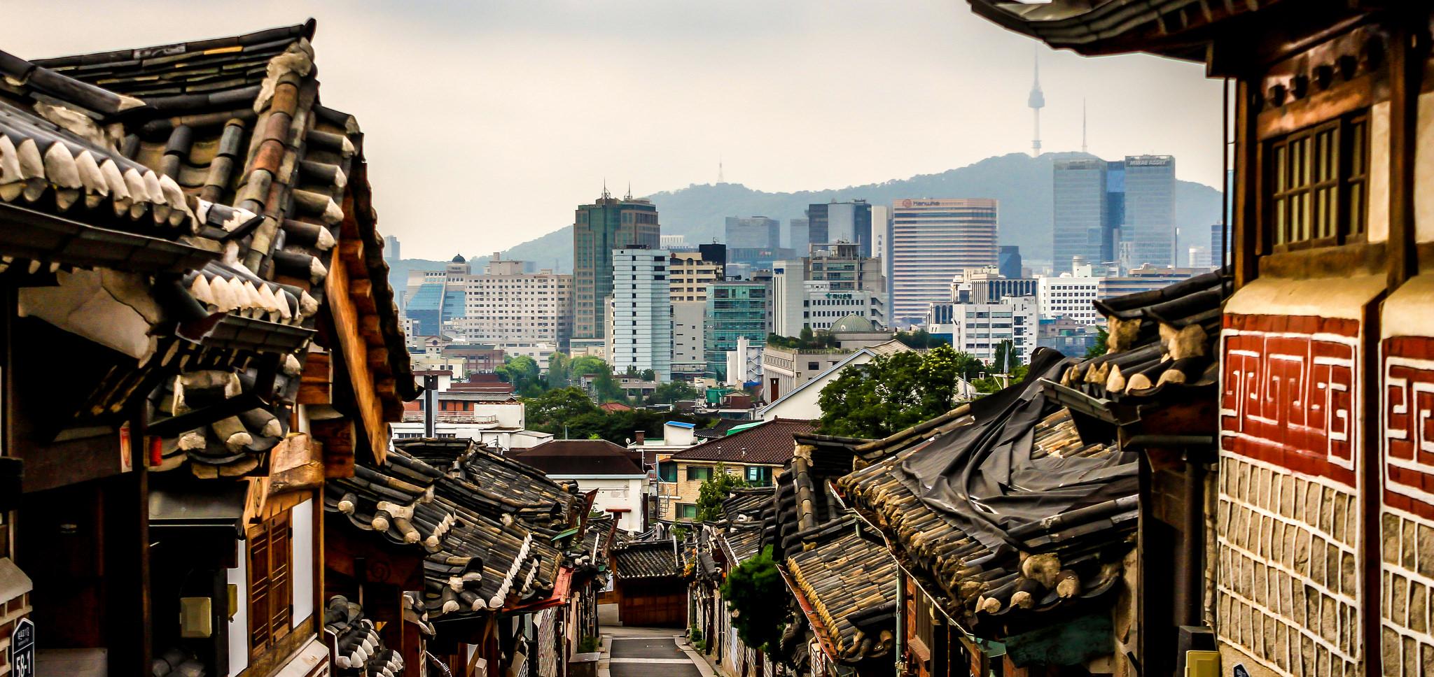 Bukchon Hanok Village May Be South Korea S Best Kept Secret