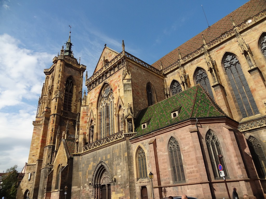 St Martin's Church, Colmar | © Iain Cameron / Flickr