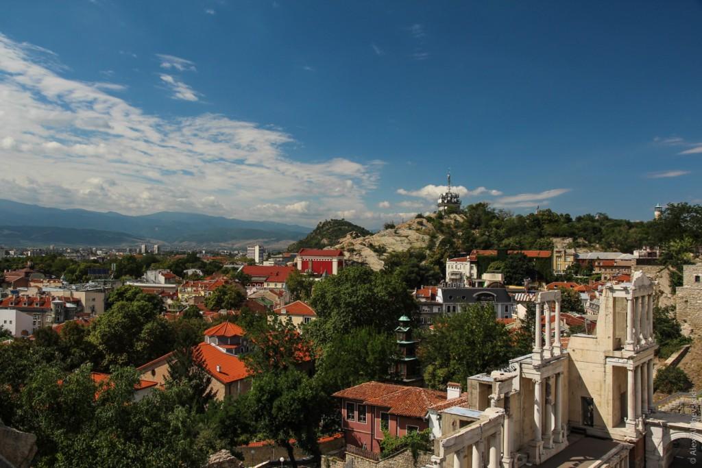 A view over Plovdiv | © Alex Alishevskikh/Flickr