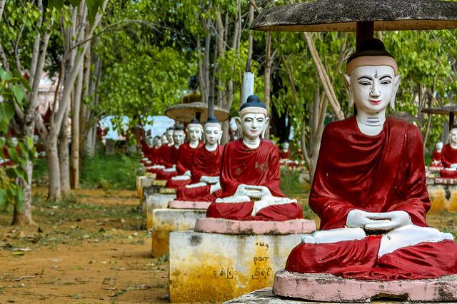 Sagaing   © Vik 2012/Flickr