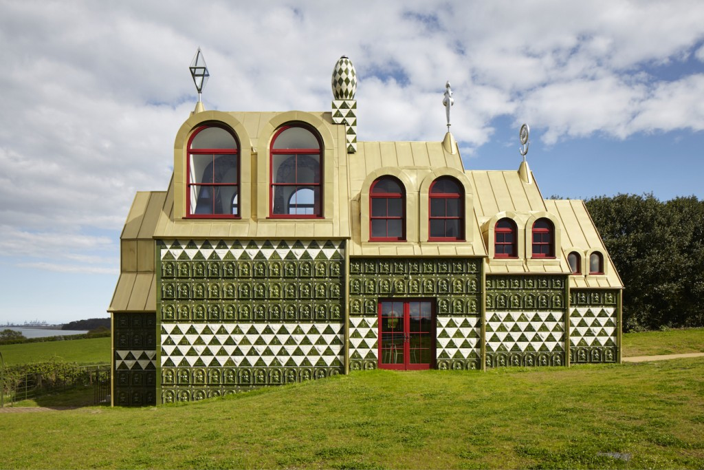 A House for Essex, a project by Grayson Perry and FAT Architecture | © Jack Hobhouse